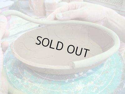画像2: 金彩唐草紋 ミニカレー鉢