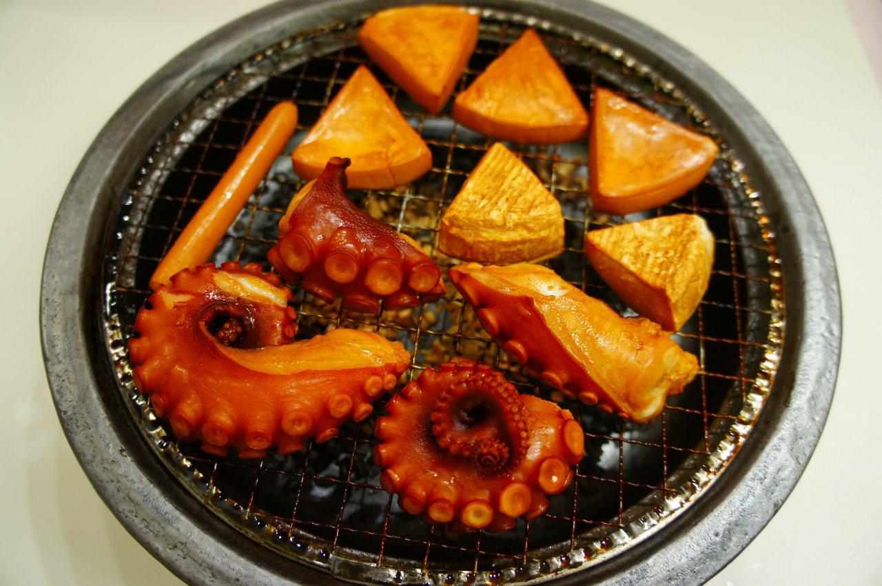 画像3: 陶器の燻製も出来るパーティ鍋(4人用)