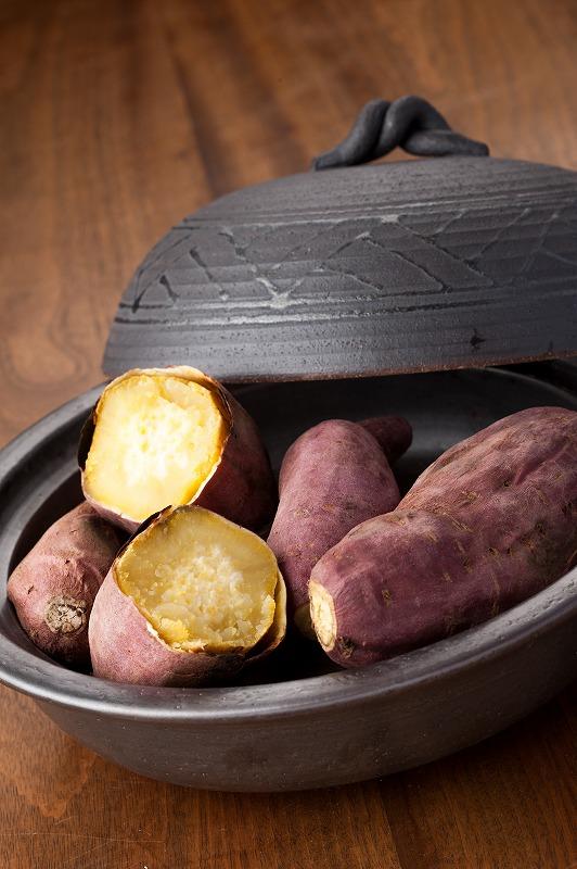 画像2: 【送料無料】陶器の燻製も出来るパーティ鍋(4人用)
