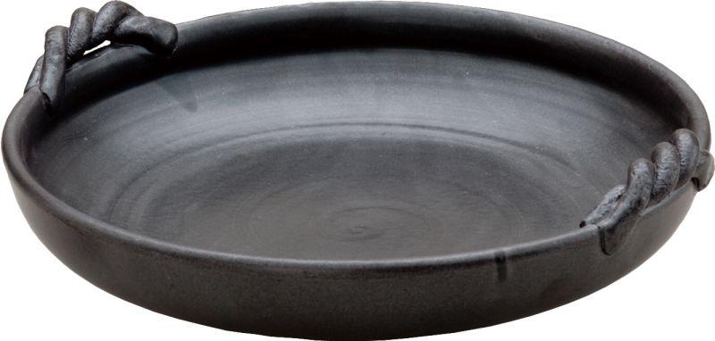 画像2: 耐熱 とんてき陶板(深型)