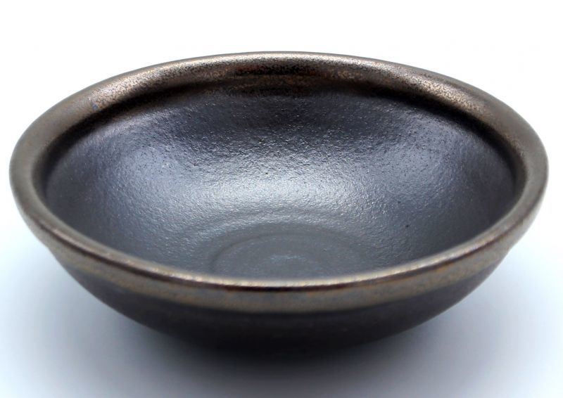 画像1: 黒金彩 とんすい(200ml)