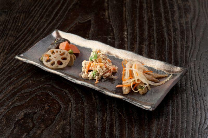 画像2: 金彩 さんま皿